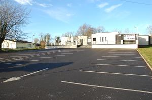 Building & Car Park