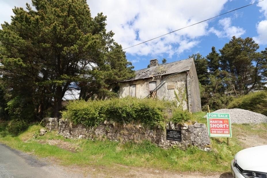 Old Curratavey School Glangevlin Co Cavan