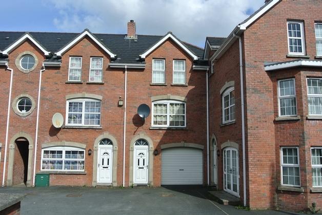 5 Courthouse Villas. Dungannon. Co.Tyrone. BT71 6DW.