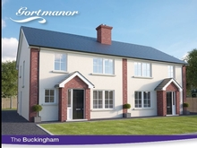 GORTMANOR, Gortgonis Road, Coalisland  - THE BUCKINGHAM