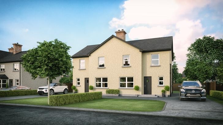 Derrywinnin Heights, Bush Road, Coalisland, Co Tyrone - House Type B