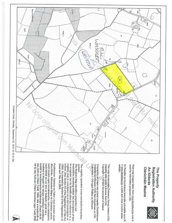 Hilltown, ballymanus, Co Westmeath