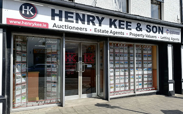 Henry Kee Estate Agents Office